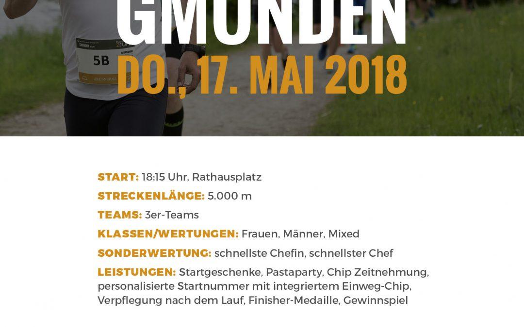 business2run Gmunden – 17. Mai 2018
