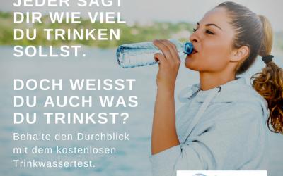 Trinkwasservortrag beim Siedlerverein